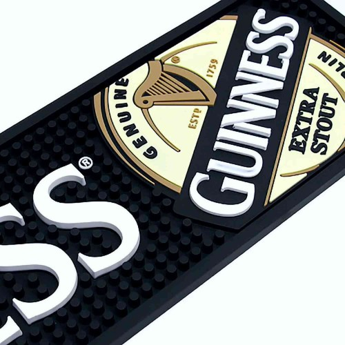 Bar Mat Guinness 50cms