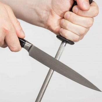 Cuchillo Afilador Chaira 8 Pulgadas Tramontina