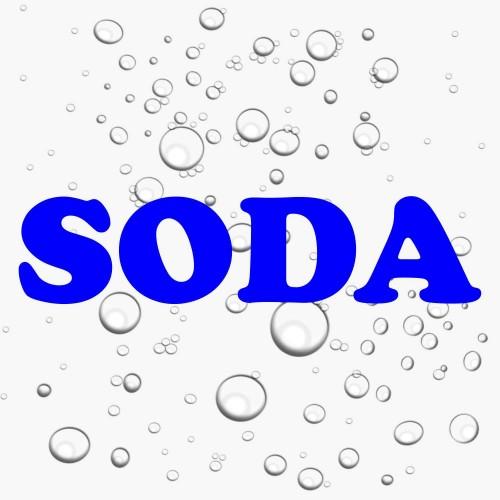 Sifón Soda Cargas CO2 10un