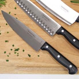 Cuchillo Deluxe Chef 7 Pulgadas Tramontina