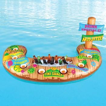 Flotador Buffet Tiki Para Piscina