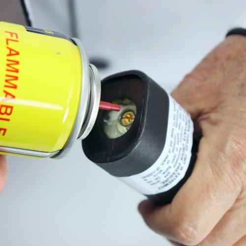 Soplete Recarga De Gas Butano