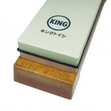 Piedra De Afilar Japonesa KING 1000/6000