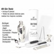 Kit Gin Tonic Coctelería