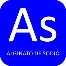Molecular Alginato de Sodio