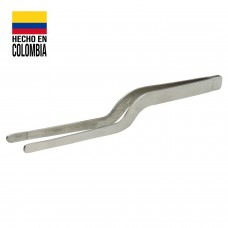 Pinzas Garnish Curva 15cms Colombiana