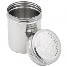 Recipiente Ajugerado Para Espolvorear Sal, Azúcar, Canela