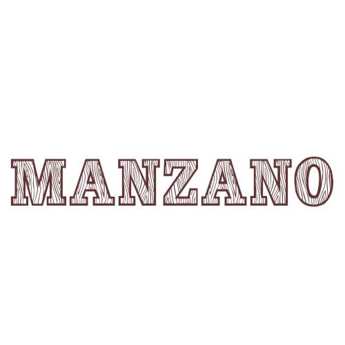 Madera Triturada Para Ahumador - Manzano
