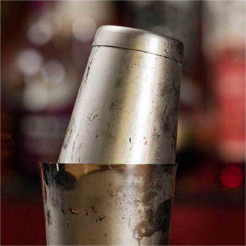 Coctelera Boston Tin  18oz Mini Contrapeso