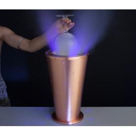 Helador De Copas CO2